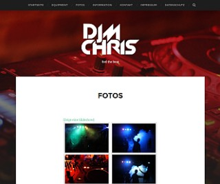 DJ M Chris